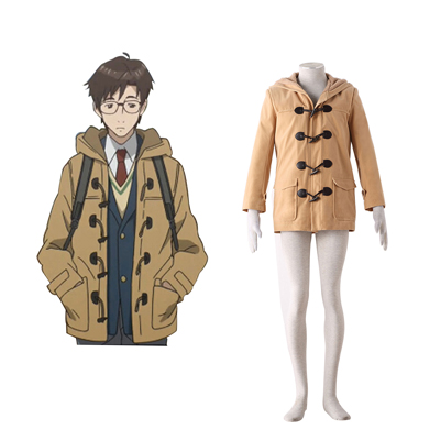 Parasyte Beasts Shinichi Izumi 1ST Cosplay Costumes Deluxe Edition