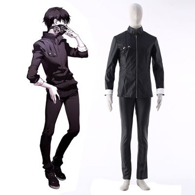 Tokyo Ghoul Ken Kaneki 2ND Cosplay Costumes Deluxe Edition
