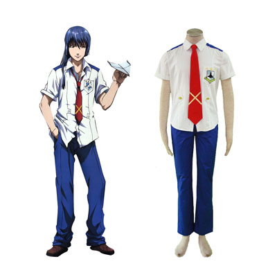 Macross F Alto Saotome 1ST Cosplay Costumes