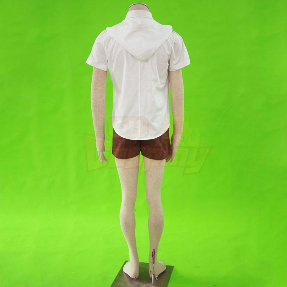 Macross F Luca Angelloni 1ST Cosplay Costumes Deluxe Edition