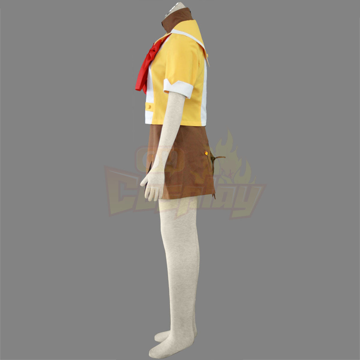 Macross F Ranka Lee 4TH Cosplay Costumes Deluxe Edition