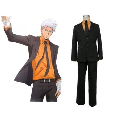 Hitman Reborn Ryohei Sasagawa 1ST Cosplay Costumes Deluxe Edition