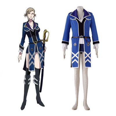 K Awashima Seri 1ST Cosplay Costumes Deluxe Edition