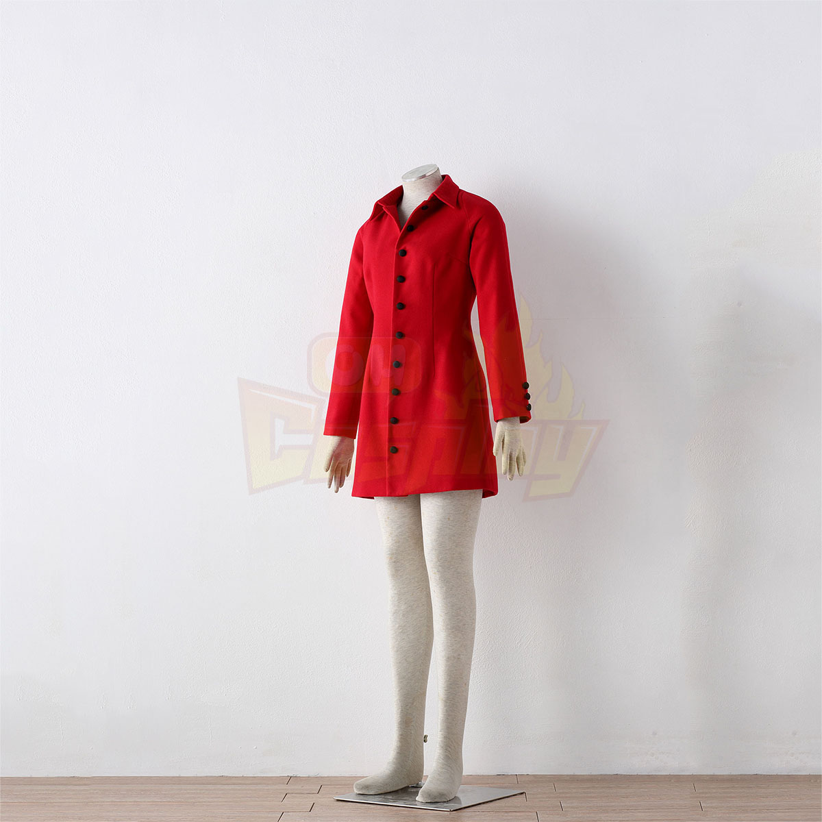 Fate Stay Night Tohsaka Rin 4TH Red Cosplay Costumes Deluxe Edition