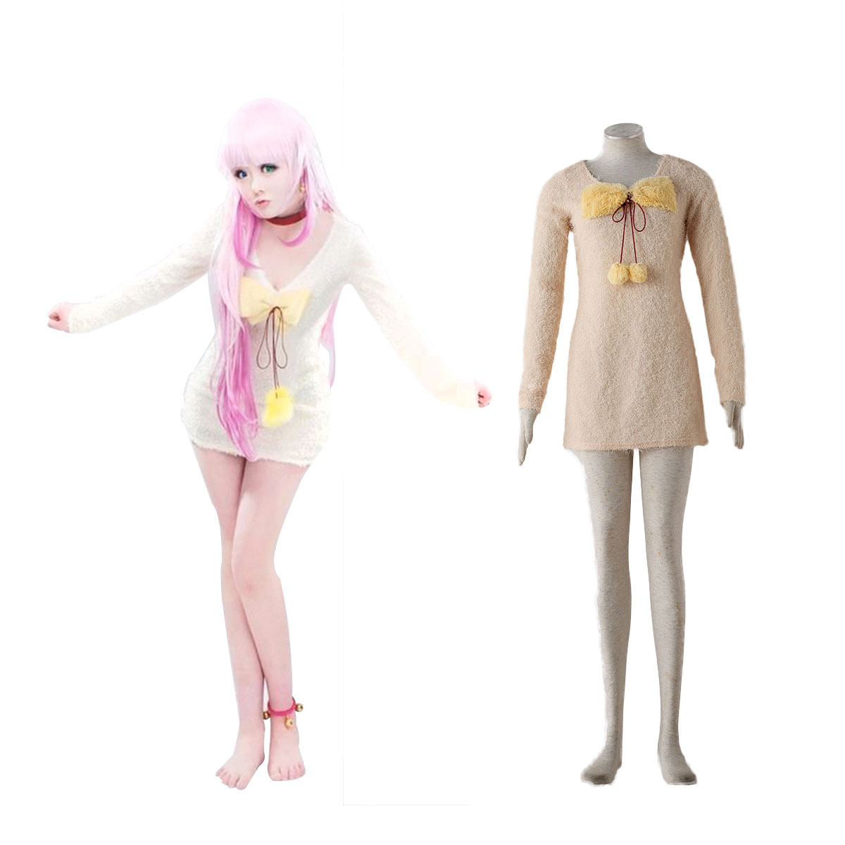 K Neco Cosplay 1ST Costumes Deluxe Edition