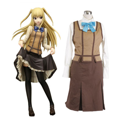 Maria Holic Mariya Shidō 2ND Cosplay Costumes Deluxe Edition