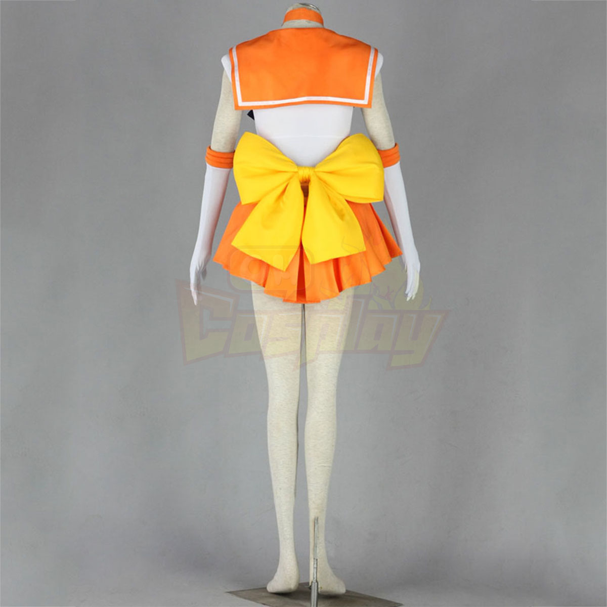 Sailor Moon Minako Aino 1ST Cosplay Costumes Deluxe Edition