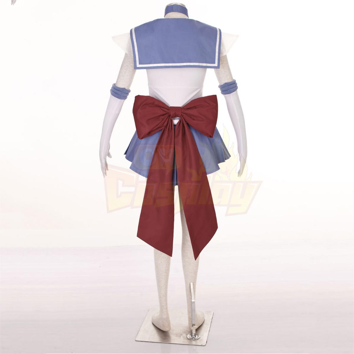 Sailor Moon Tomoe Hotaru 3RD Cosplay Costumes Deluxe Edition