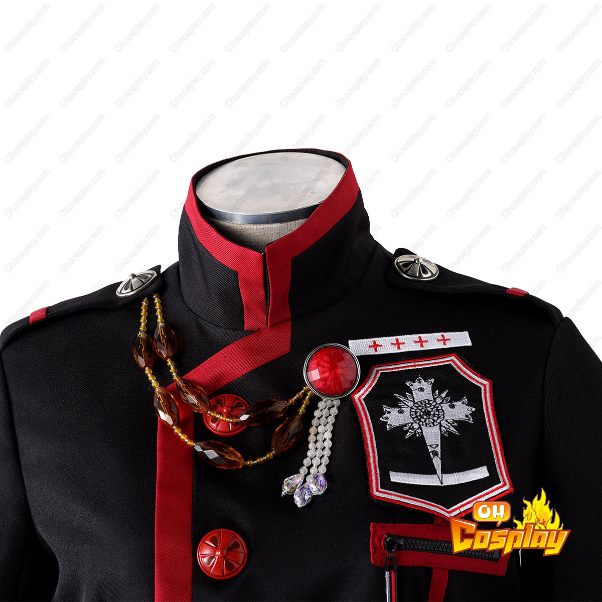 D.Gray-man Linali Lee 3RD Cosplay Costumes Deluxe Edition