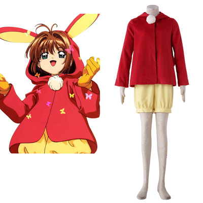 Cardcaptor Sakura Kinomoto Sakura 8TH Cosplay Costumes Deluxe Edition