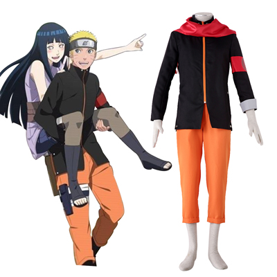 Naruto The Last Naruto 8TH Cosplay Costumes Deluxe Edition