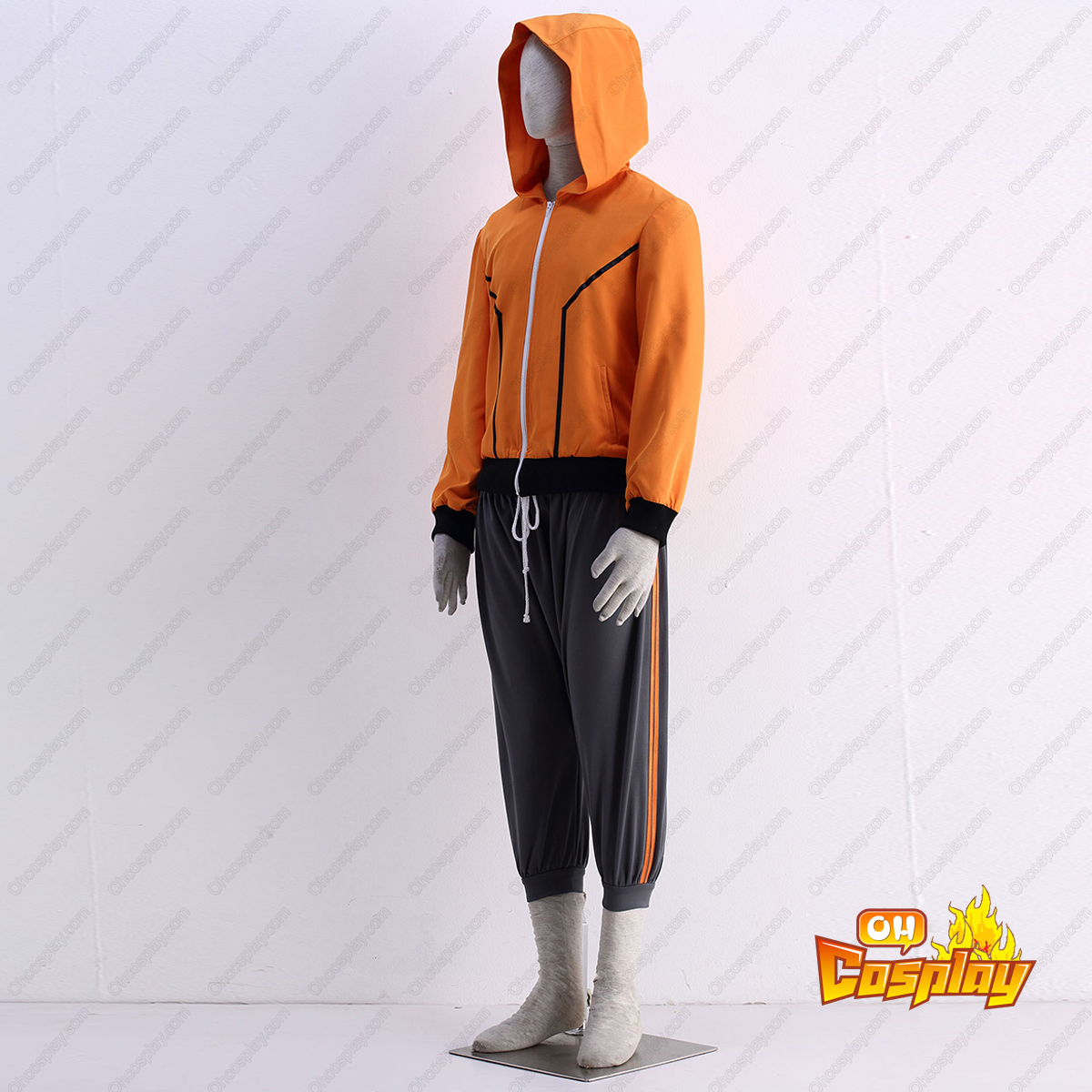 Naruto The Last Naruto 9TH Cosplay Costumes Deluxe Edition