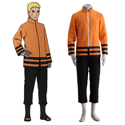 Boruto: Naruto Next Generations Uzumaki 10TH Cosplay Costumes