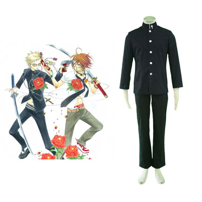 ZONE-00 Shima Cosplay Costumes Deluxe Edition