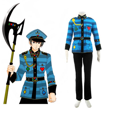 Alice in the Country of Hearts Blood Dupre Cosplay Costumes Deluxe Edition