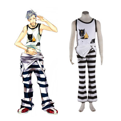 Lucky Dog1 Ivan·Fiore Cosplay Costumes Deluxe Edition