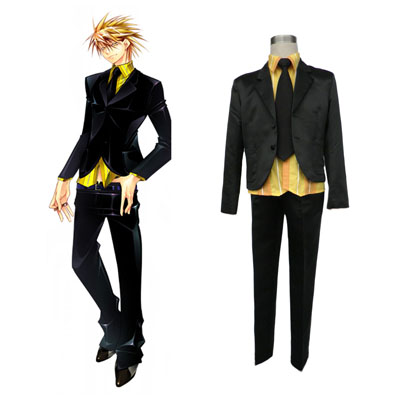Lucky Dog1 Gian·Carlo 2ND Cosplay Costumes Deluxe Edition