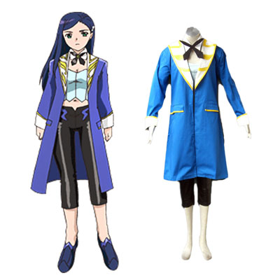 My-Otome Natsuki Kruger Cosplay Costumes Deluxe Edition