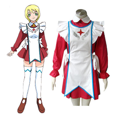 My-Otome Erstin Ho Cosplay Costumes Deluxe Edition