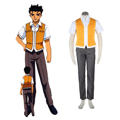 My-HiME Male School Uniforms Cosplay Costumes Deluxe Edition