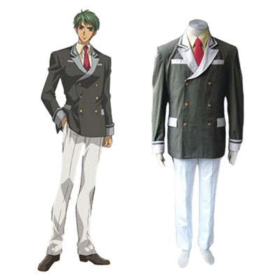 La Corda d'Oro Ryotaro Tsuchiura 1ST Cosplay Costumes Deluxe Edition