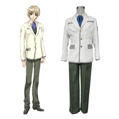 La Corda d'Oro Keiichi Shimizu 1ST Cosplay Costumes Deluxe Edition