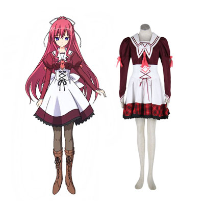 11eyes: Tsumi to Batsu to Aganai no Shōjo Misuzu Kusakabe Cosplay Costumes Deluxe Edition