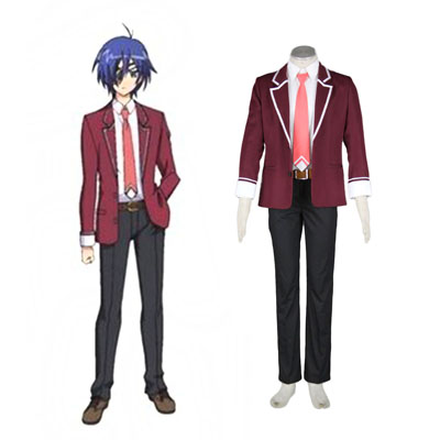 11eyes: Tsumi to Batsu to Aganai no Shōjo Kakeru Satsuki Cosplay Costumes UK