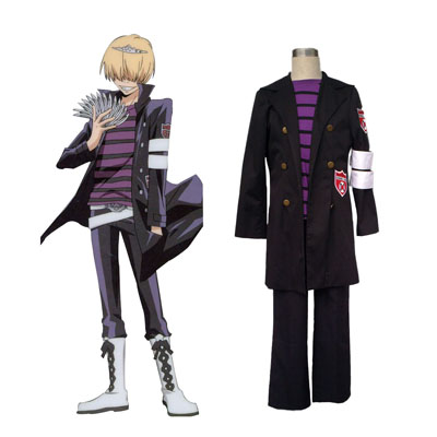 Hitman Reborn Belphegor 1 Cosplay Costumes NZ