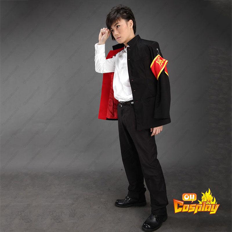 Hitman Reborn Kyoya Hibari 1 Cosplay костюми