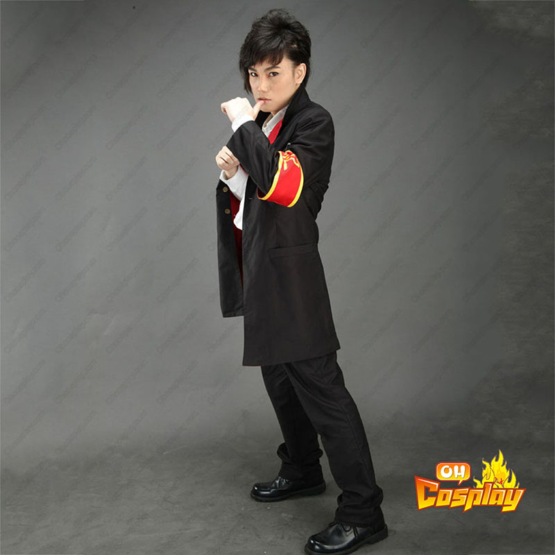 Hitman Reborn Kyoya Hibari 2 Cosplay костюми