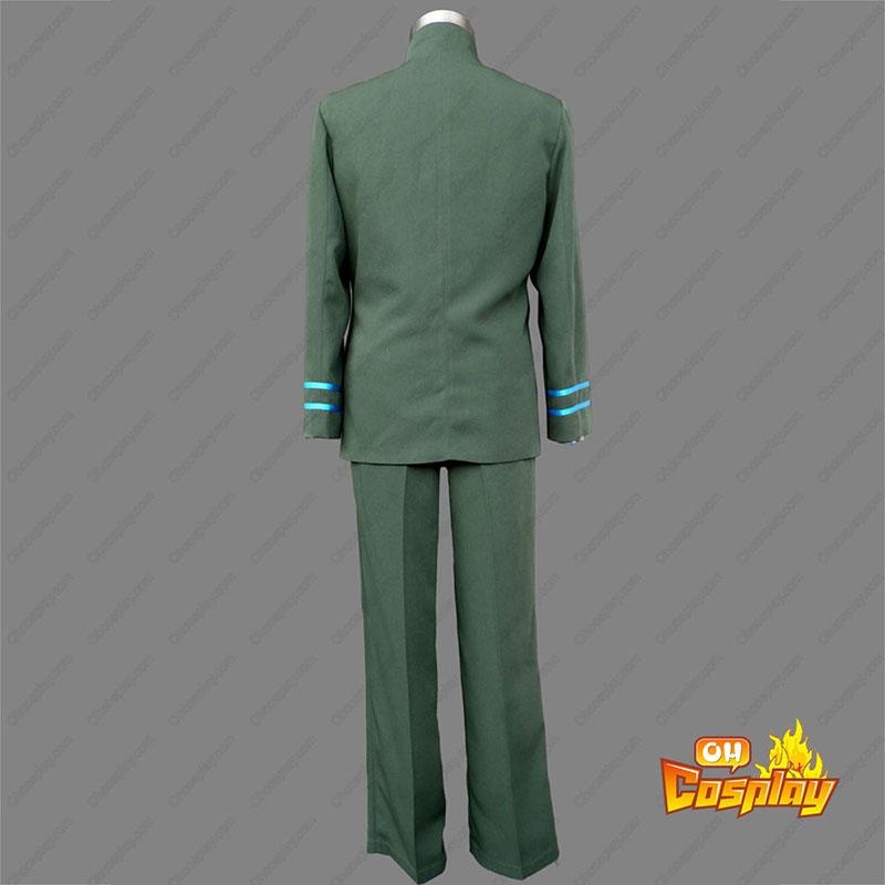 Hitman Reborn Junior High School Male Униформи 2 Cosplay костюми