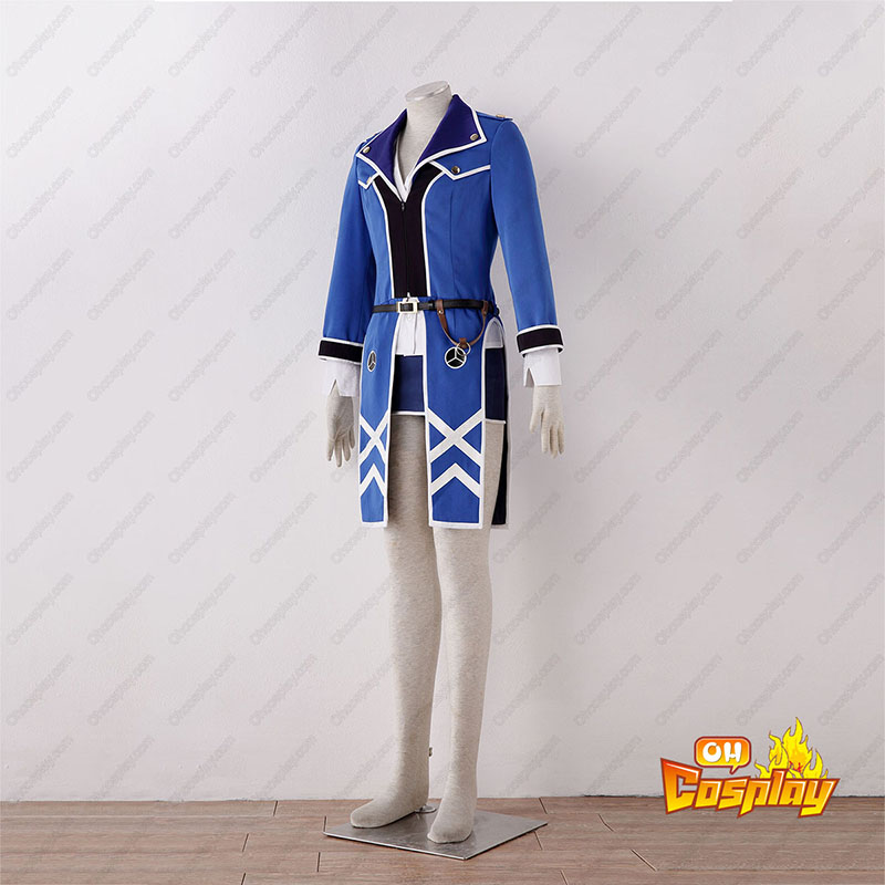 K Awashima Seri 1 Cosplay костюми