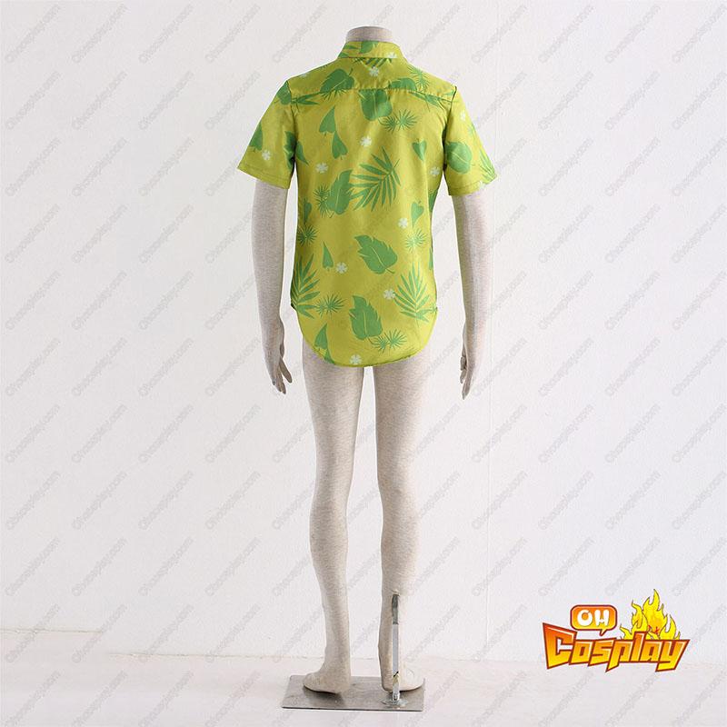 Zootopia Nick Shirt Cosplay костюми