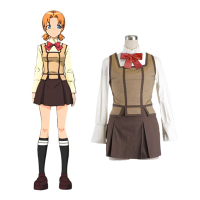 Déguisement Costume Carnaval Cosplay Maria Holic Sachi Momoi 1