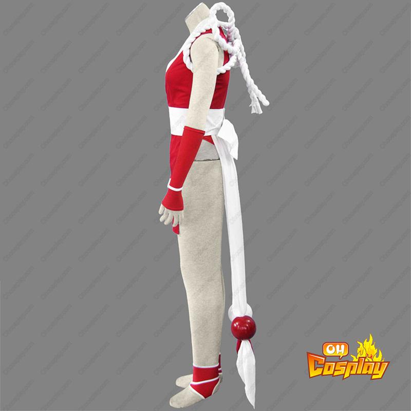 מלך הלוחמים Mai Shiranui 1 תחפושות קוספליי