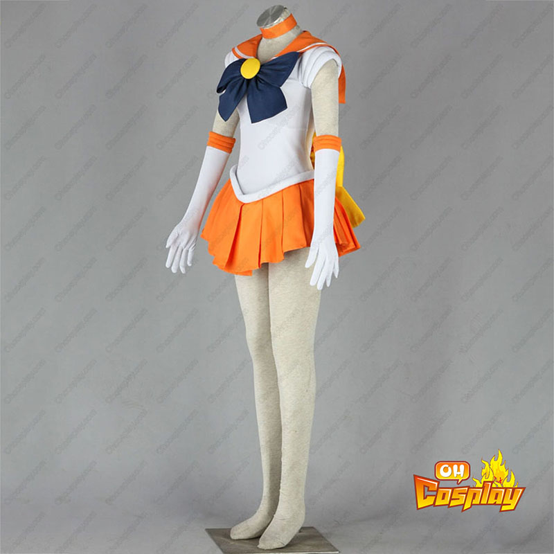 Sailor Moon Minako Aino 1 Cosplay костюми