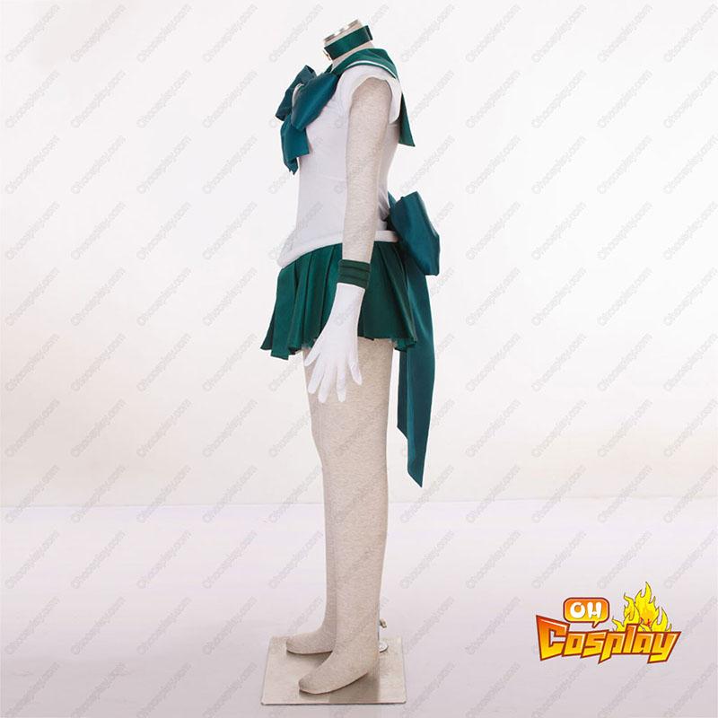 Sailor Moon Kaiou Michiru 3 Cosplay костюми
