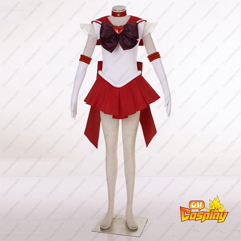 Sailor Moon Hino Rei 3 Cosplay костюми