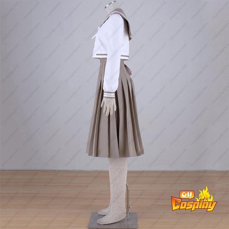 Sailor Moon Kino Makoto 4 udklædning Fastelavn Kostumer