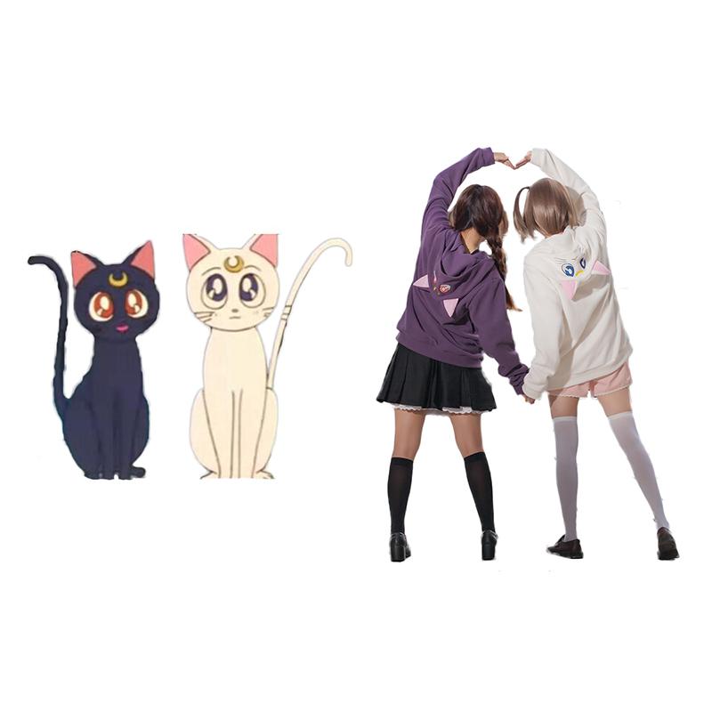 Sailor Moon Luna Cosplay костюми