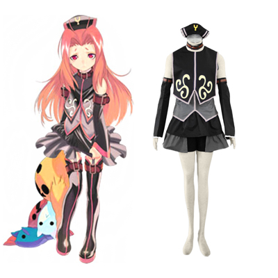 Tales of the Abyss Arietta 1ST Cosplay Costumes Deluxe Edition