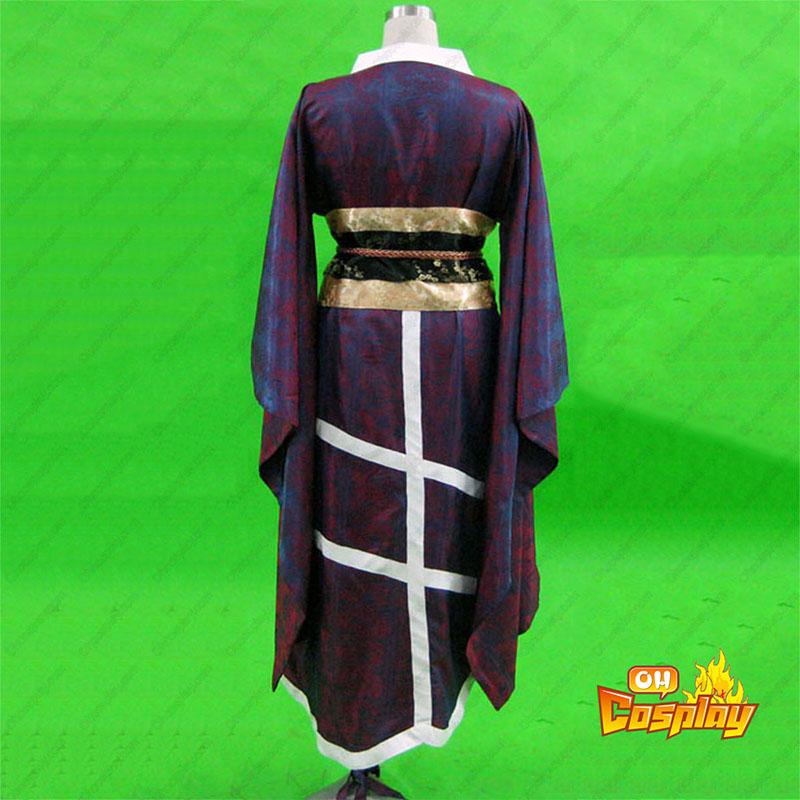 Samurai Warriors Nouhime 1 Cosplay Kostýmy