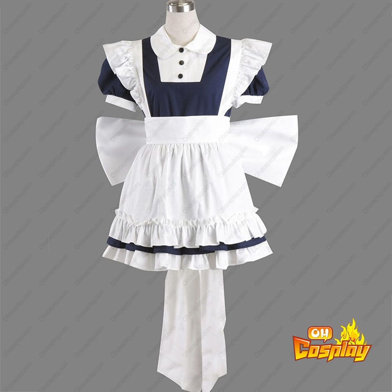 Touhou Project Izayoi Sakuya Cosplay костюми