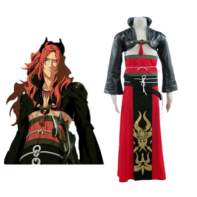 Lamento: Beyond the Void Razeru Cosplay Costumes Deluxe Edition
