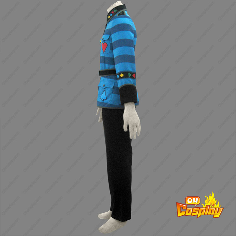 Alice in the Country of Hearts Blood Dupre Cosplay Costumes Canada