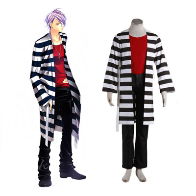 Lucky Dog1 Giulio·Di·Bondone Cosplay Costumes Deluxe Edition