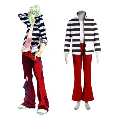 Lucky Dog1 Bernardo·Ortolani Cosplay Costumes Deluxe Edition
