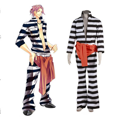 Lucky Dog1 Luchino·Gregoretti Cosplay Costumes Deluxe Edition