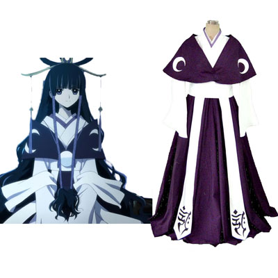 Tsubasa: Reservoir Chronicle Princess Tomoyo Cosplay Kostym